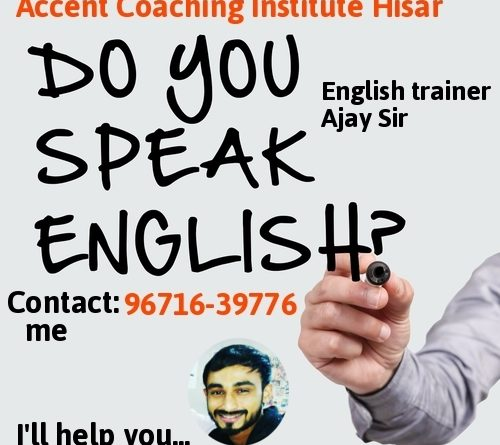 Best English Speaking Classes in Hisar