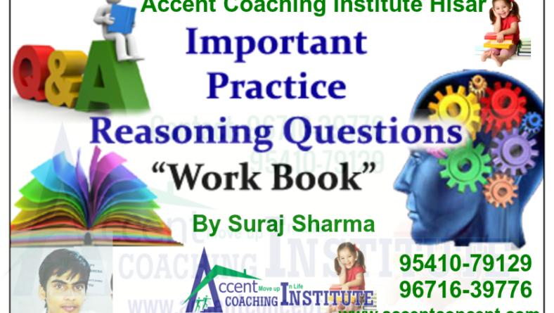 Best Reasoning Teacher in Hisar