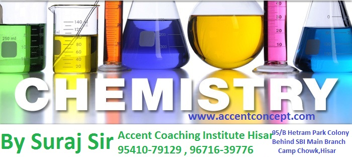 Best Chemistry Coaching in hisar