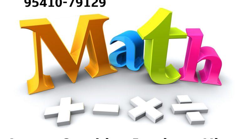 B. Tech Maths Coaching in Hisar Haryana