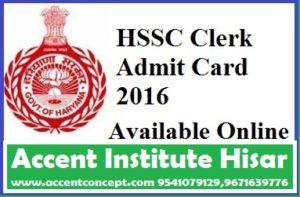 The Best HSSC Academy in Fatehabad Haryana