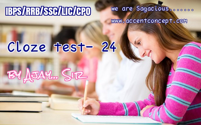 Cloze Test The Hindu Set 24 IBPS-RRB PO