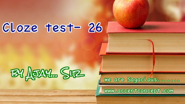 Economy based Cloze Test Set 26 IBPS-RRB PO