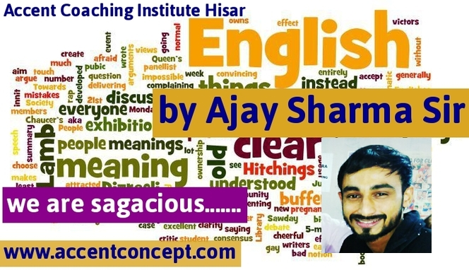 Best English Coaching in Hisar by Ajay Sharma Sir