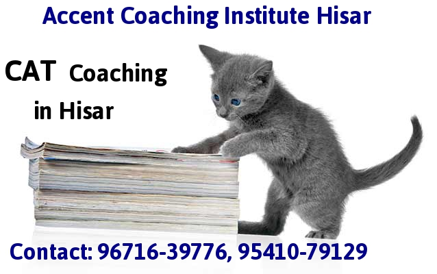 Top CAT- MAT- CMAT- GMAT – XAT-SNAP Coaching Institute in Hisar