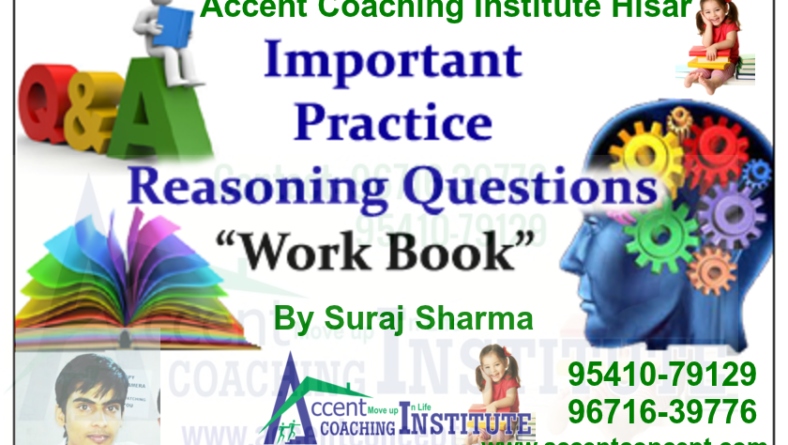 Best Reasoning Teacher in Hisar
